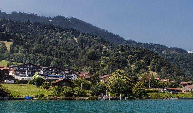 Hotel Am Thunersee Interlaken Direkt Amp G 252 Nstig Buchen